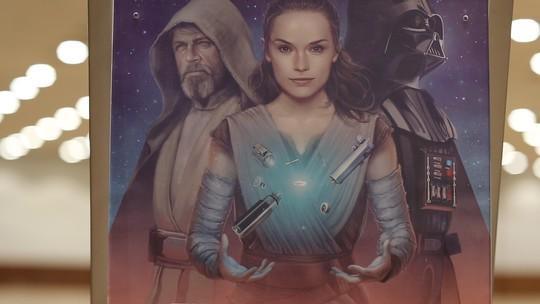 Rio de Janeiro recebe feira sobre universo Star Wars neste fim de semana