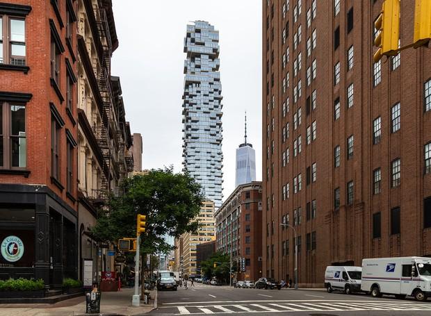 Bairro Tribeca, em Manhattan, Nova York (Foto: Divulgação)