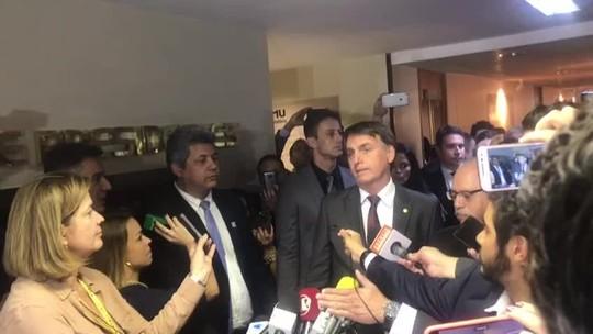 Trabalho vai manter status de ministério, diz Bolsonaro