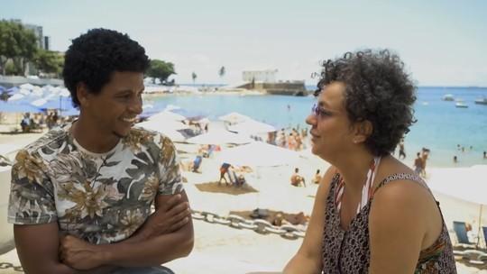 Antropóloga Goli Guerreiro explica relação entre as pessoas e o mar