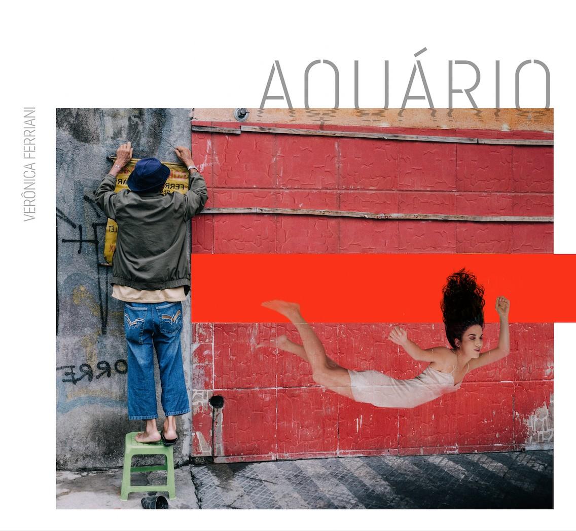 Verônica Ferriani mergulha nos temas coletivos de 'Aquário', álbum produzido por Diogo Strausz 2