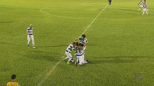 Sertãozinho perde para Taubaté em casa pela Série A2; assista aos gols