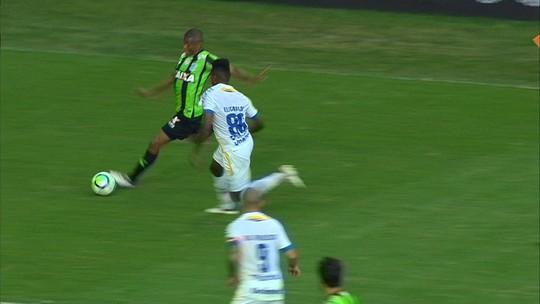 Melhores momentos de América-MG 0 x 0 Chapecoense pela 12ª rodada do Brasileirão