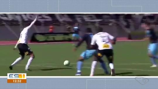 Primo capixaba de Neymar, meia Jhonatan vai fazer testes no Porto, Lyon e no futebol inglês