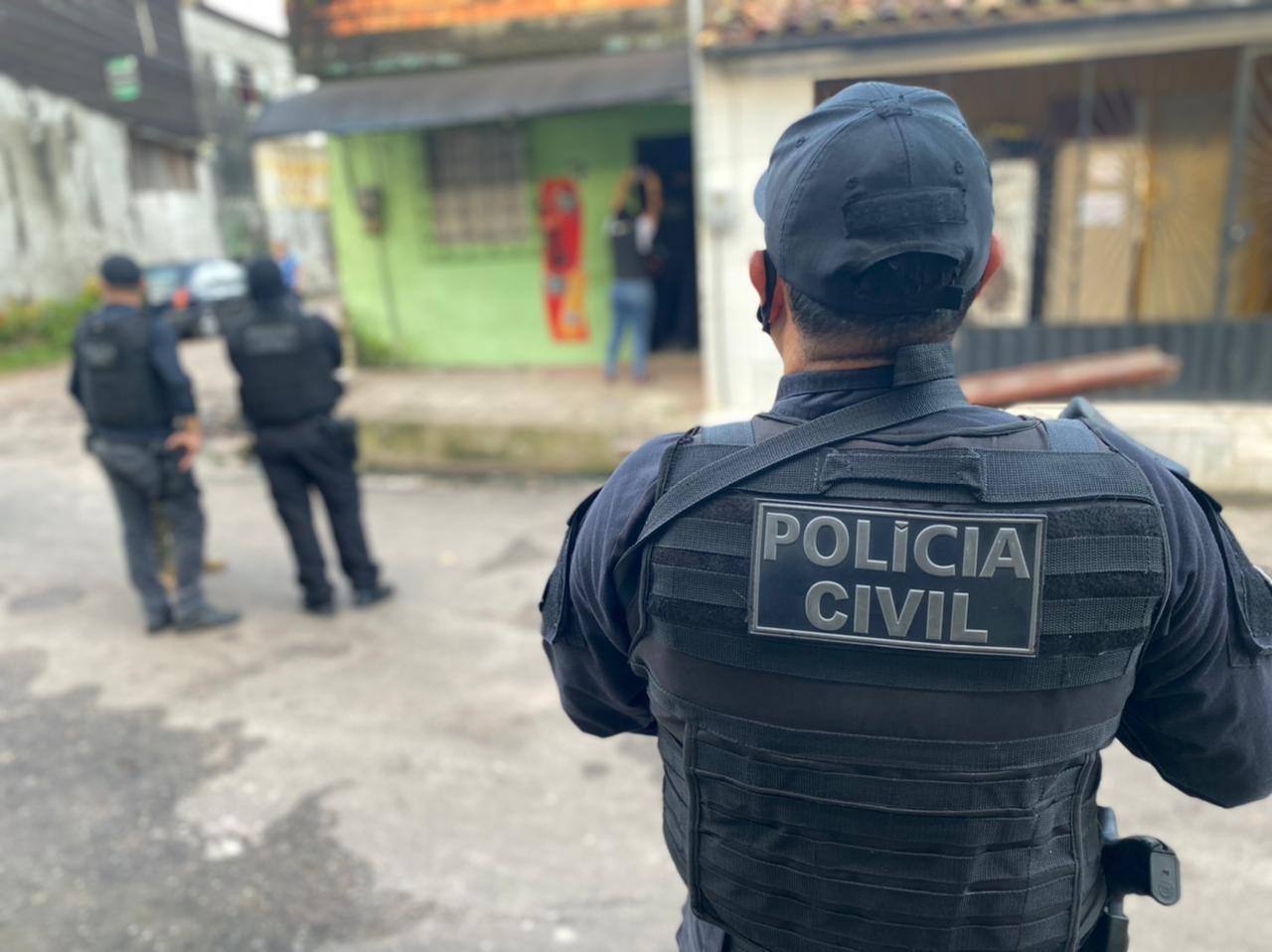 Polícia Civil prende integrante de organização criminosa responsável por crimes contra agentes na Grande Belém em SC
