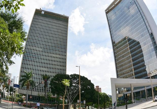 Sede da Cemig em Belo Horizonte (Foto: Reprodução/Facebook)