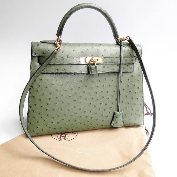 Kelly Bag, da Hermès (Foto: Reprodução)