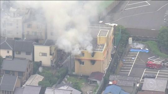 Pelo menos 30 pessoas morrem em grande incêndio, no Japão
