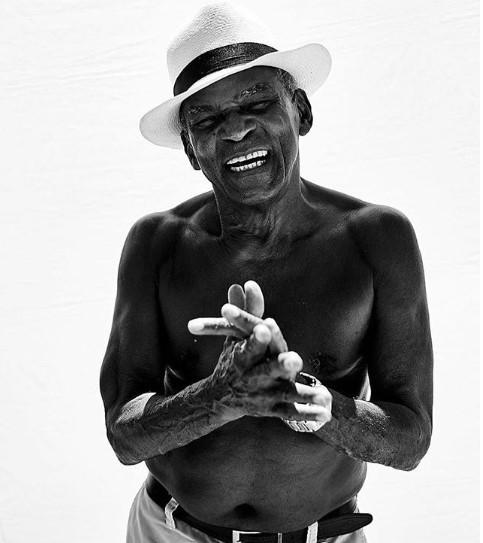 Antonio Pitanga aos 77 anos (Foto: Reprodução Instagram)