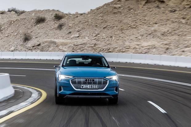 Audi e-tron 2020  (Foto: Divulgação)