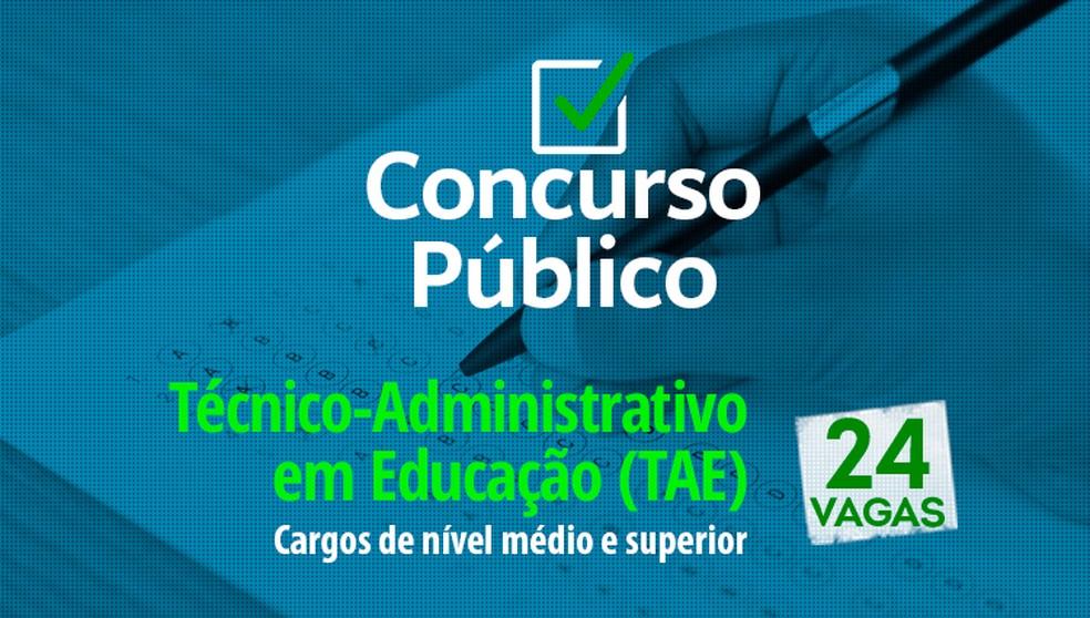 IFPI abre concurso com 24 vagas para técnicos-administrativos em educação — Foto: Divulgação/IFPI