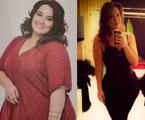 Renata Celidônio: 64kg mais magra | Reprodução de internet