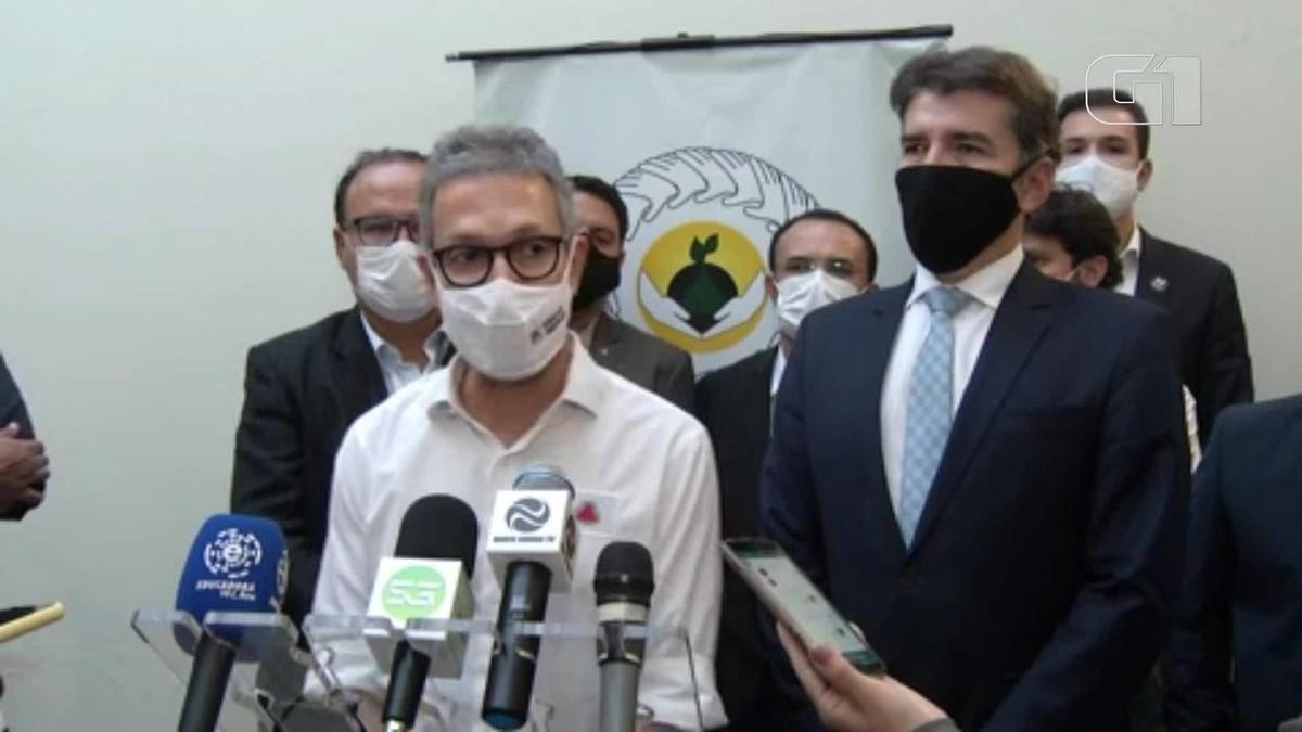 'Tudo indica que uma terceira dose deverá ser aplicada', diz governador Romeu Zema sobre vacinação contra a Covid-19