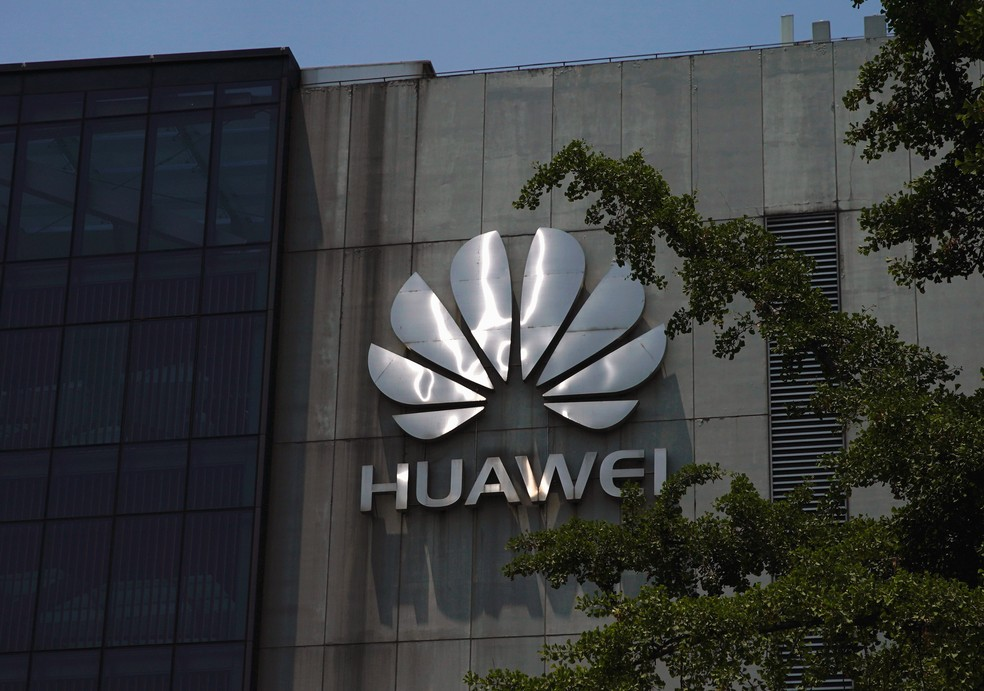 Huawei — Foto: Reuters/Aly Song