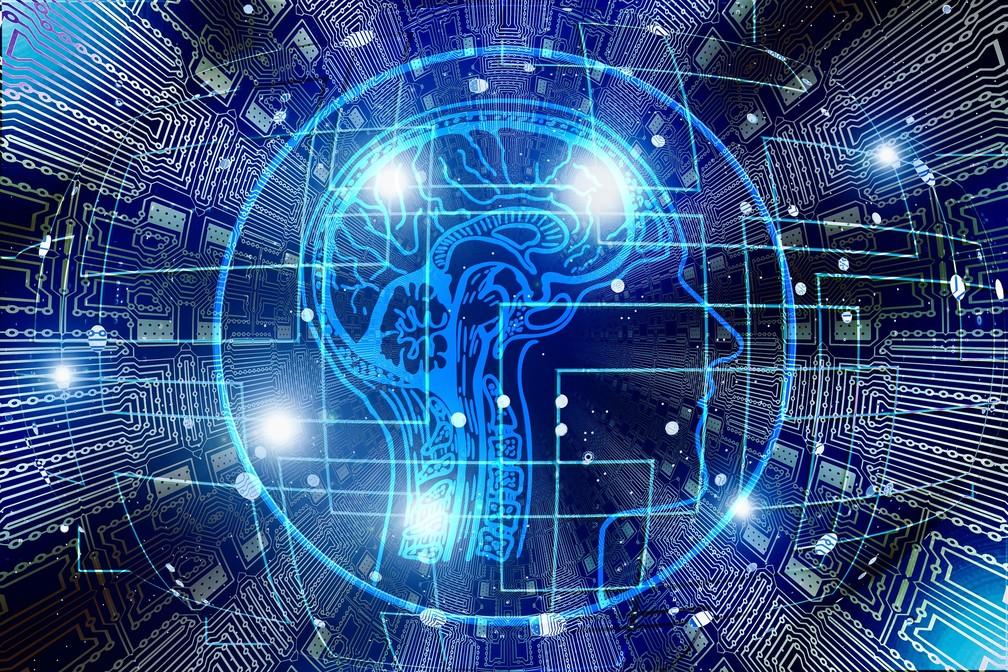 Recursos de inteligência artificial vão melhorando com o uso, já que computador aprende e se aperfeiçoa — Foto: Pixabay