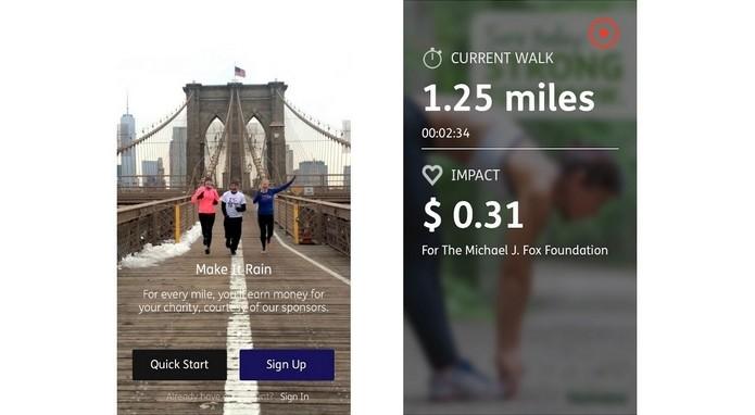 Charity Miles transforma exercício físico em doações para caridade (Foto: Divulgação)