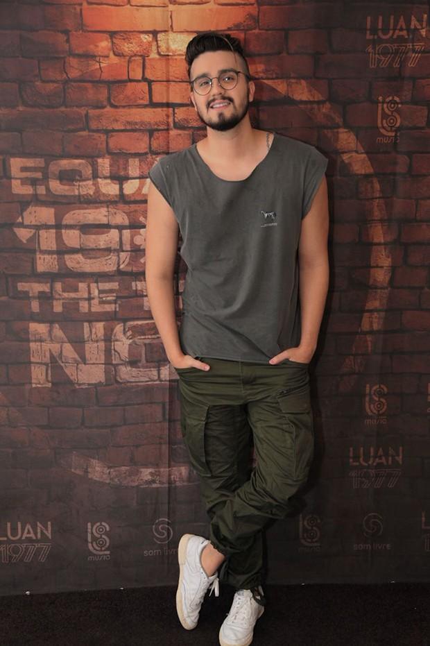 Luan Santana (Foto: Sergio Freitas)