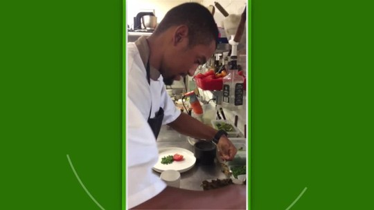 Cria do Dona Marta, joia do Flamengo se divide entre o remo e a gastronomia
