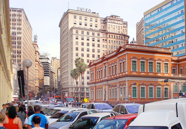 Porto Alegre (Foto: Wikimedia Commons)