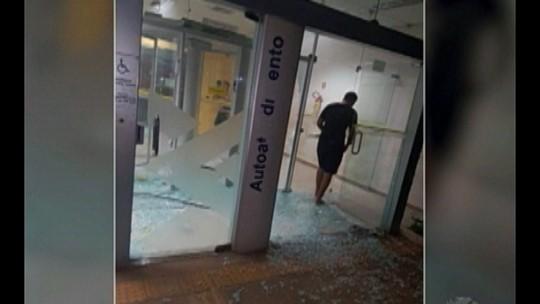 Bandidos atacam agência bancária em Brasil Novo, sudoeste do Pará