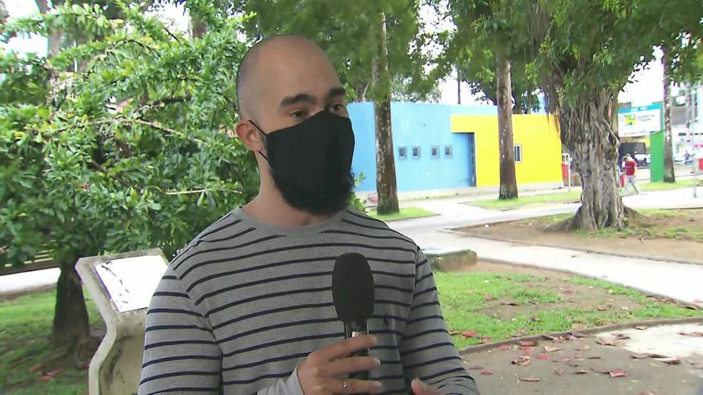 Psicólogo Igor Lemos explica riscos da dependência tecnológica — Foto: Reprodução/TV Globo