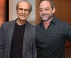 Osmar Prado e Eucir de Souza | TV Globo/Reprodução
