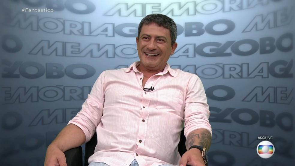 Tom Veiga Memória Globo — Foto: Memória Globo