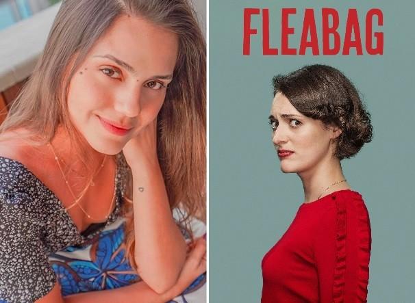 Jéssika Alves recomenda Fleabag (Foto: Reprodução/Instagram)