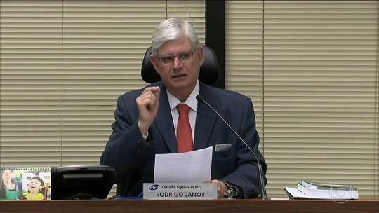 Janot vai ao STF prestar depoimento, mas defesa de Joesley desiste de ouvir ex-procurador