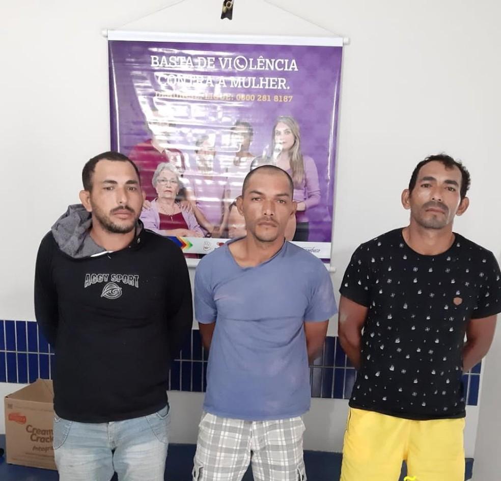 Operação cumpre mandados de prisão em Araripina no Sertão de PE — Foto: Divulgação/ Polícia Civil