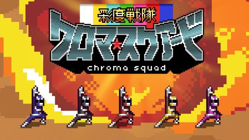 Chroma Squad — Foto: Divulgação/Bandai Namco