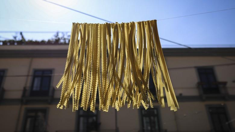 Massa de Gragnano (Foto: Divulgação/ Consórcio Massa de Gragnano)