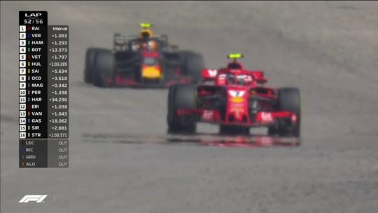 Aos 39 anos, Kimi diz ainda ter lenha para queimar na F1 e se mostra feliz com ida para Sauber