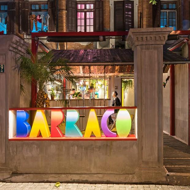 Barraco (Foto: Divulgação)
