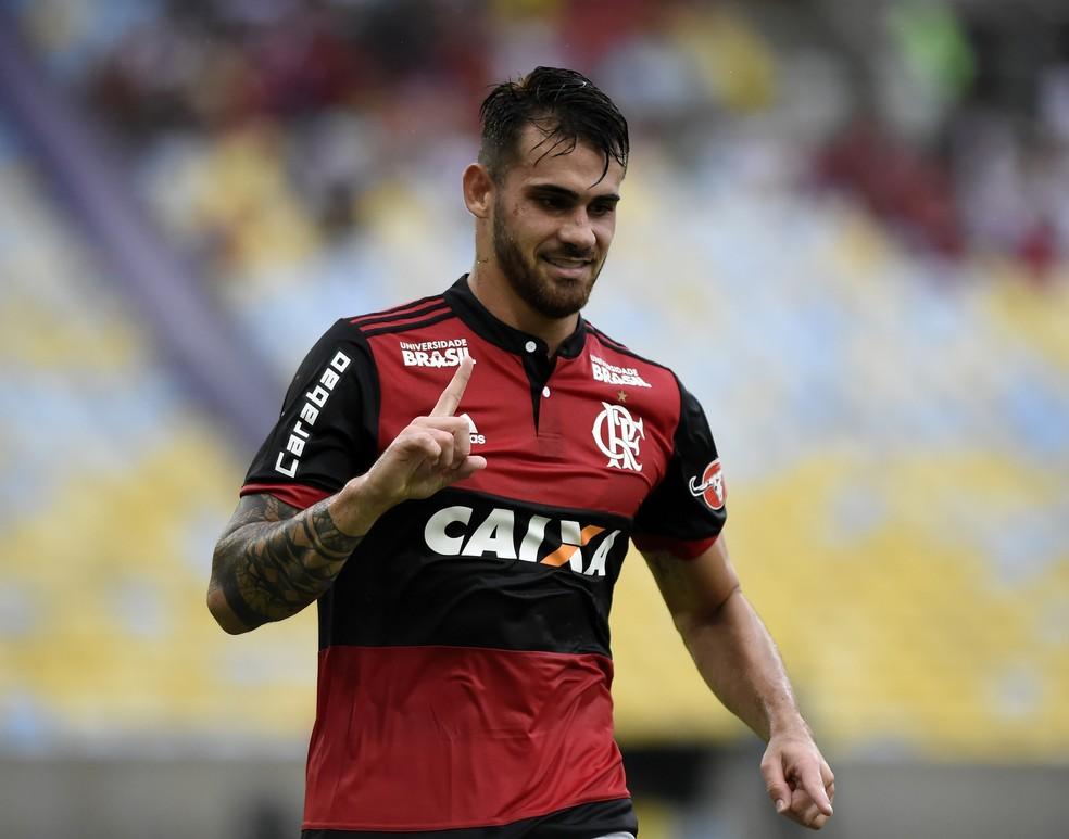 Vizeu vai assinar com a Udinese, da Itália (Foto: André Durão, Flamengo x Vasco, Maracanã, Campeonato Carioca 2018)