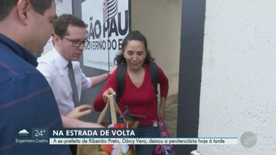 STJ concede soltura a ex-prefeita de Ribeirão Preto Dárcy Vera