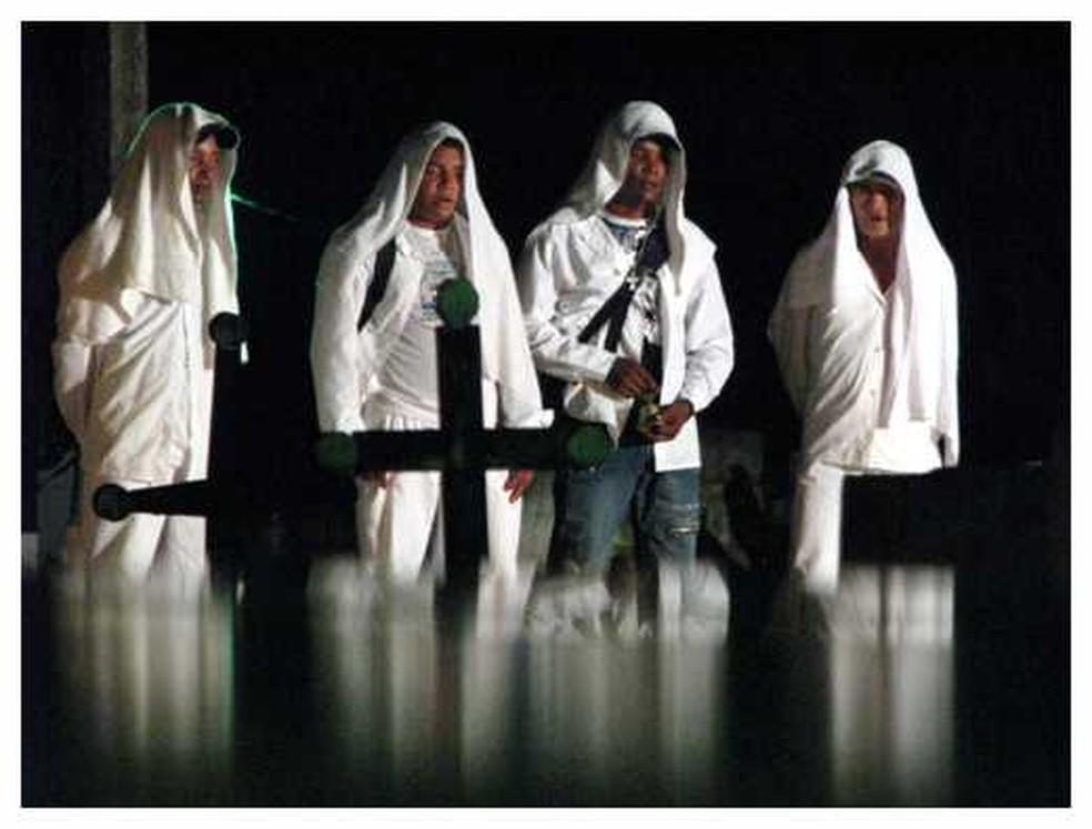 Ritual das almas é tradição secular que teve origem na Europa (Foto: Secom/Divulgação)