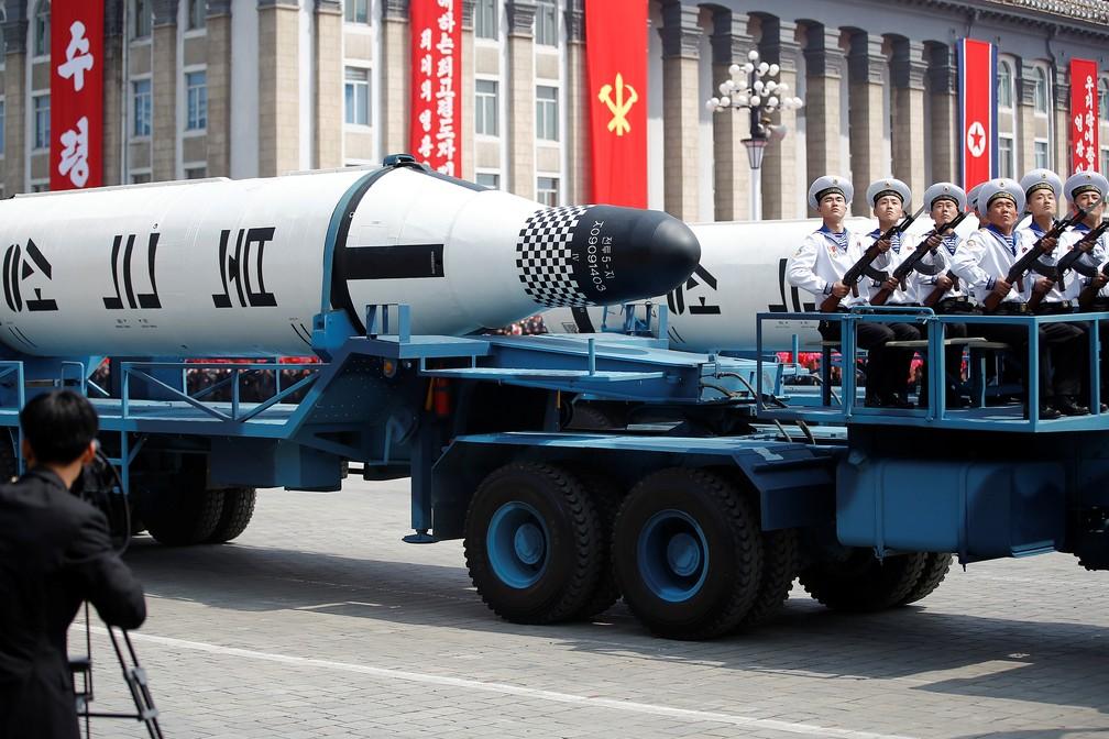 Coreia do Norte disse que