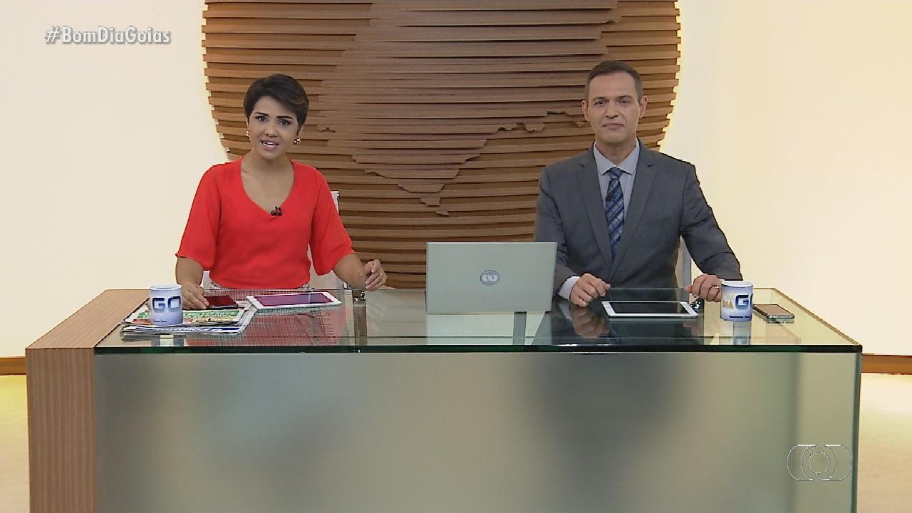 Confira os destaques do Bom Dia Goiás desta terça-feira (12)