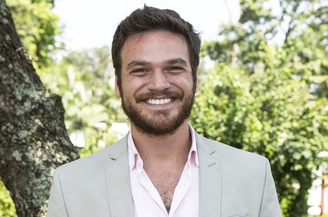 Emilio Dantas (Foto: TV Globo)