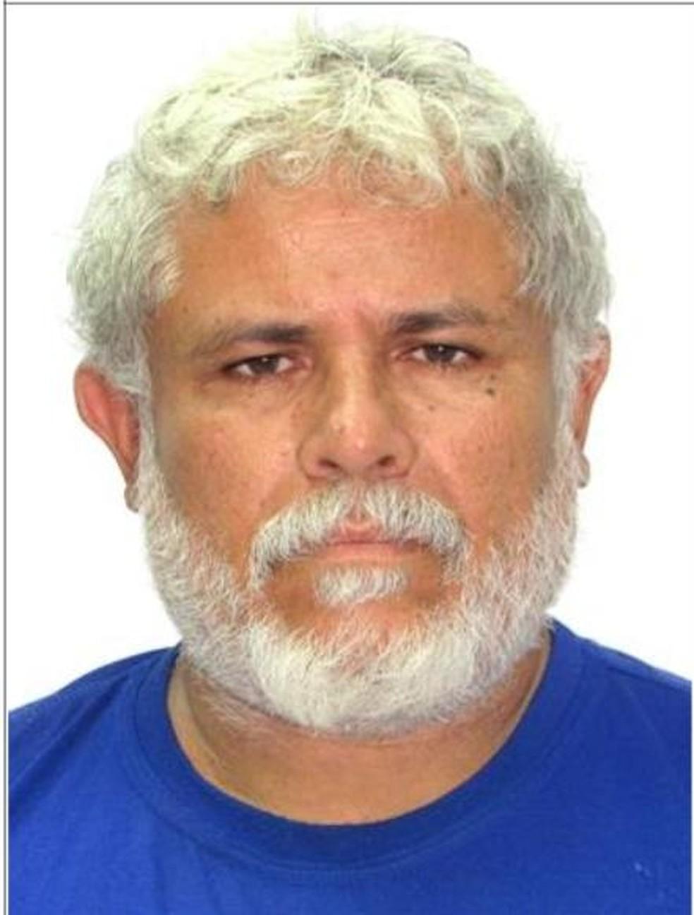 Agente penitenciário João Simão de Oliveira morto em latrocínio — Foto: Divulgação