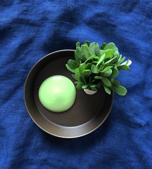 Os pratos do chef Flynn McGarry são modernos e minimalistas (Foto: Divulgação)