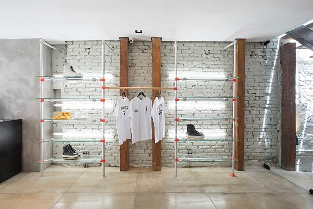 Loja Cartel 011 recebe coleção completa da CZO com projeto novo (Foto: Divulgação)