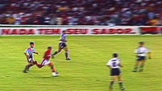 É Gol!!! na memória: Flamengo e Independiente se enfrentam na final da Supercopa de 1995