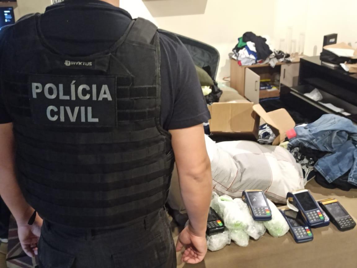 Operação contra esquema de sites falsos para oferecer descontos na Black Friday prende 7 suspeitos no Paraná