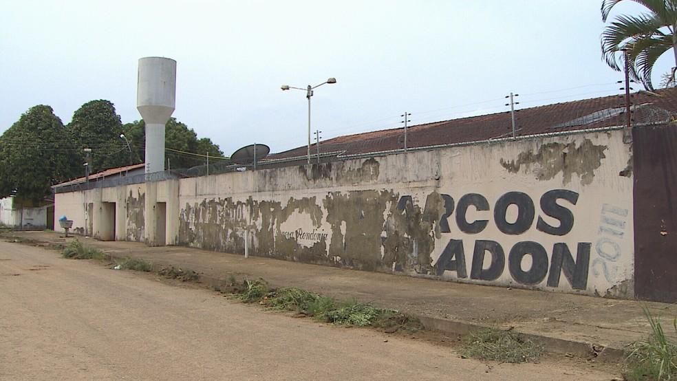 Donadon foi preso na casa dele, em Porto Velho (Foto: Redação Amazônica/Reprodução)