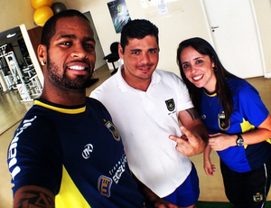 De volta a terra natal: Dedé trata lesão com profissionais do Volta Redonda