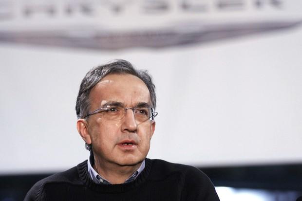 Morre Sergio Marchionne, ex-presidente da FCA (Foto: AFP)