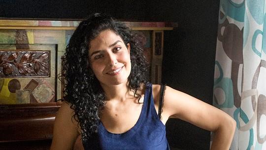 Letícia Sabatella celebra sua participação em 'Liberdade, Liberdade' como Antônia