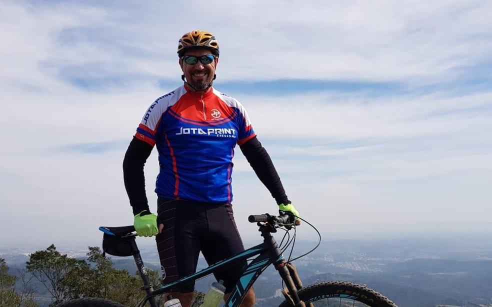 Ciclismo ajuda mecânico a vencer síndrome do pânico no interior de ... f10f2691e6